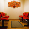 Stock Photo: Waiting room