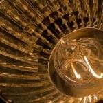 Halogen lamp — Stock Photo