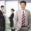 Foto Stock: Asian business