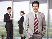 Affaires en asie — Photo