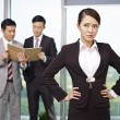Asian business — Stock Photo #19208525