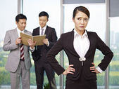 Asian business — Foto de Stock