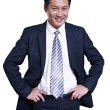 Royalty-Free Stock Photo: Asian businessman