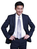 Asian businessman — Photo