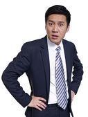 Uomo d'affari asiatico — Foto Stock