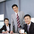 Asian business team — Stock Photo #25198717