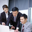 Asian business team — Stock Photo #25198735