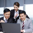 Asian business team — Stock Photo #25198743