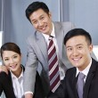 Asian business team — Stock Photo #26121589