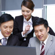 Asian business team — Stock Photo #26121685