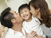 Loving family — Stock Photo