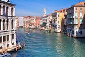Venice in sunny day — Stock Photo