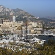 Stock Photo: View of Monaco