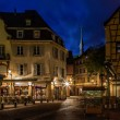 Stock Photo: Night Colmar