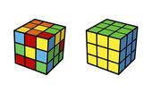 Cube — Stock Vector
