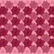 Pattern from roses — Stock Vector