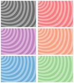 Background zebra skin — Stock Vector