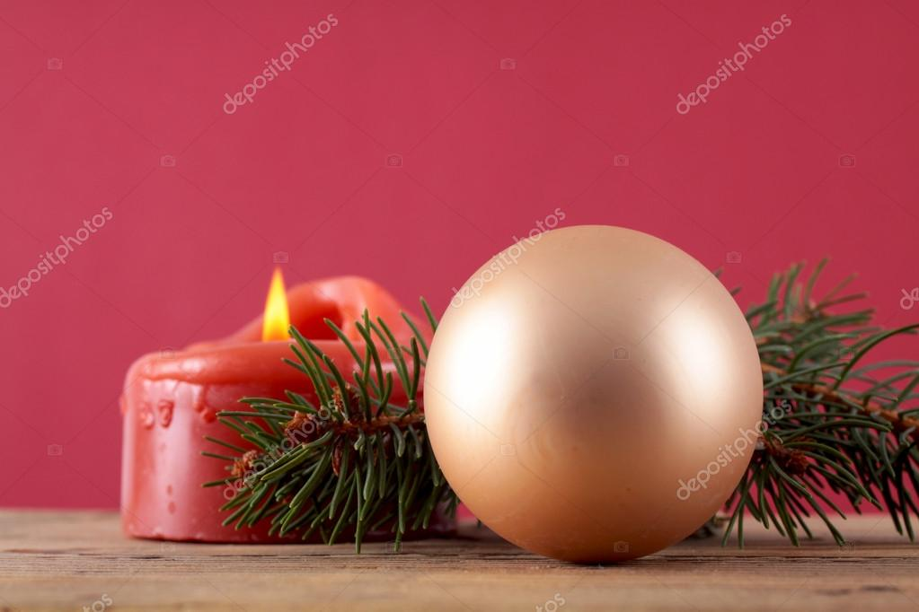 Christmas decorations — Stock Photo #18161001