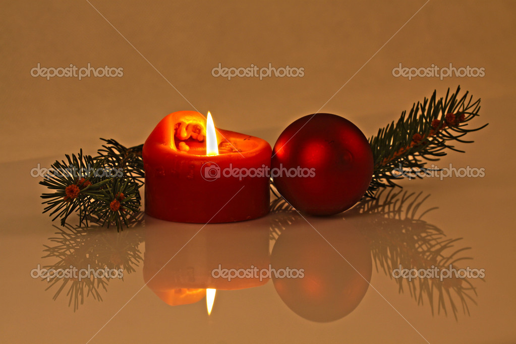 Christmas decorations — Stock fotografie #18161513
