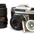 Analog SLR — Stock Photo
