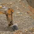 Crawler Excavator — Stock Photo #18277753