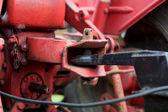 Tractores agrícolas — Foto de Stock