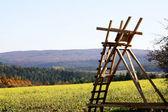 Vysoký stolec — Stock fotografie