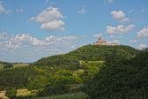 Wachsenburg slott — Stockfoto