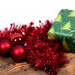 Christmas Decorations — Stock Photo #19064705