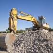 Crawler Excavator — Stock Photo #29316391