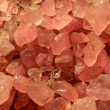 Stock Photo: Pink quartz minerals