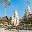 Постер, плакат: Wat Saen Fang temple in Chiang Mai Thailand Ancient construction of public property