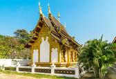 Wat chedi lium, wiang kum kam, antik kenti yakınlarındaki chiang mai, Tayland. — Stok fotoğraf