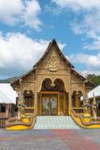 Chiangrai, Tayland Tayland tapınak — Stok fotoğraf