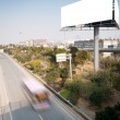 Highways and billboards — Stock Photo #19524119