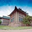 Teaching Building of Wuhan University — Stock Photo