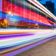 The light trails — Stock Photo #22348101
