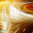 Light trails — Stock Photo #22349131