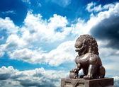 Lion Statue — Photo