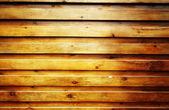 Dřevěná stěna — Stock fotografie