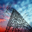Transmission towers — Stock Photo #22487437