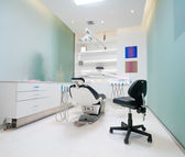 Dentist office — 图库照片