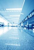 Interior del aeropuerto — Foto de Stock