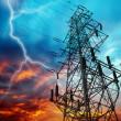 Electricity Towers — Stock Photo #22490529