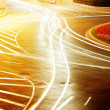 Light trails — Stock Photo #26298155