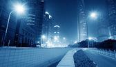 The night view — Fotografia Stock