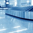 Stock Photo: Baggage claim area