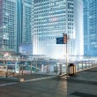Night view of lujiazui financial centre — Stock Photo #27563351