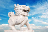 Qilin Kylin or Kirin — Stock Photo