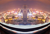 Bird view at Nanchang China — Stock Photo